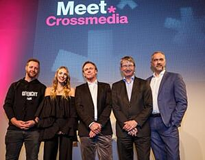 Gruppenbild Meet Crossmedia