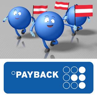 PAYBACK-Punkte für unsere Kunden in Österreich