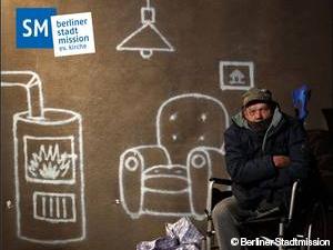 Charity SMS beschert Berliner Stadtmission hohe Spendensumme